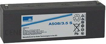 Exide Akumulator żelowy A508/3.5 S, 8V, 3,5 Ah