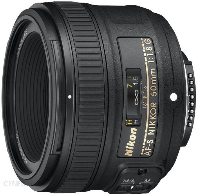 Nikon 50 mm f/1.8 G AF-S