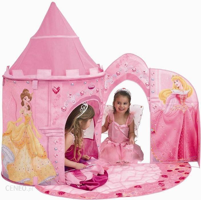 Disney Princess Zamek Namiot Domek Księżniczki 562