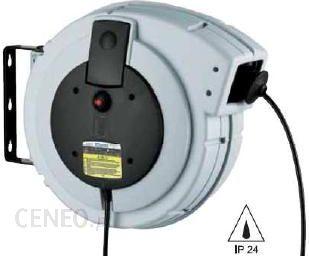 Energotech Eko Roll major plus zwijak elektryczny, napiecie 400V, przewód 5x1,5 mm2 , długość przewodu 20m