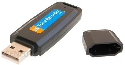 Dyktafon cyfrowy 4GB Pendrive Podsłuch 128kbps