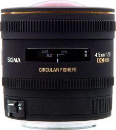 Sigma 4.5mm F2.8 EX DC HSM Circular Fisheye for Sony