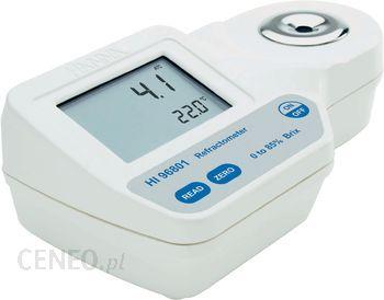 Refraktometr Hanna Instruments HI 96801, 0 - 85% Brix/0 - 80 C