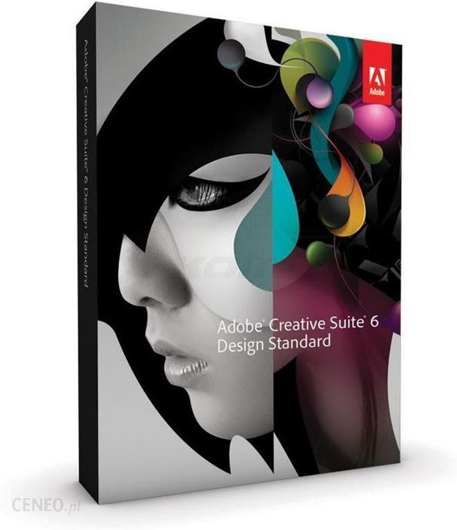 Adobe Creative Suite 6 Design Standard PL WIN BOX