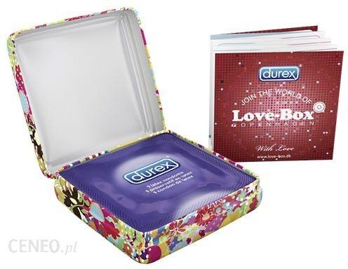 Durex Love Box 3 condoms