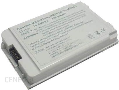 Hi-Power Akumulator do laptopa APPLE iBook G3 12 M8758T/A*