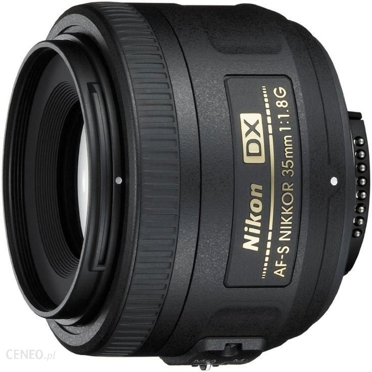 Nikon Nikkor 35mm f/1.8G A fS DX