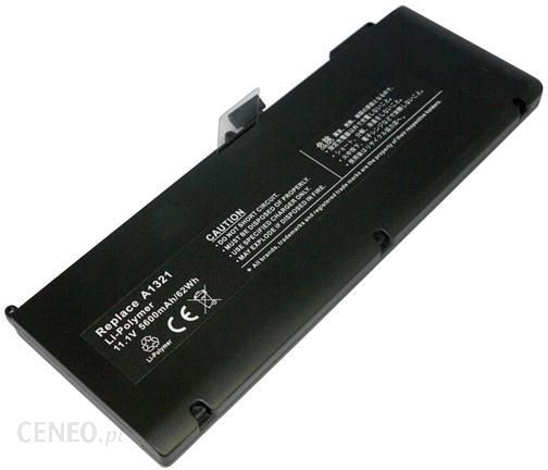 Hi-Power Bateria do notebooka APPLE MacBook Pro 15a MB985X/A