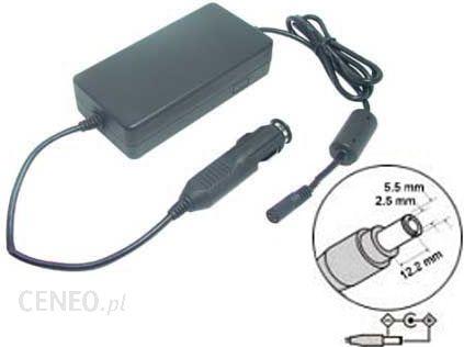 Ebaterie Zasilacz samochodowy do laptopa MSI MS-163C