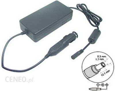 Ebaterie Zasilacz samochodowy do laptopa ACER TravelMate 7740