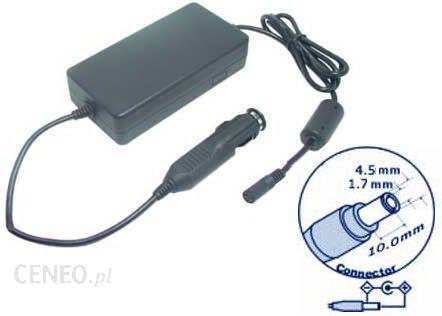 Hi-Power Ładowarka samochodowa do laptopa COMPAQ Presario 1505EA