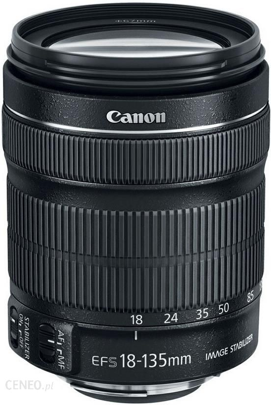 Canon E fS 18-135mm 3.5-5.6 IS STM