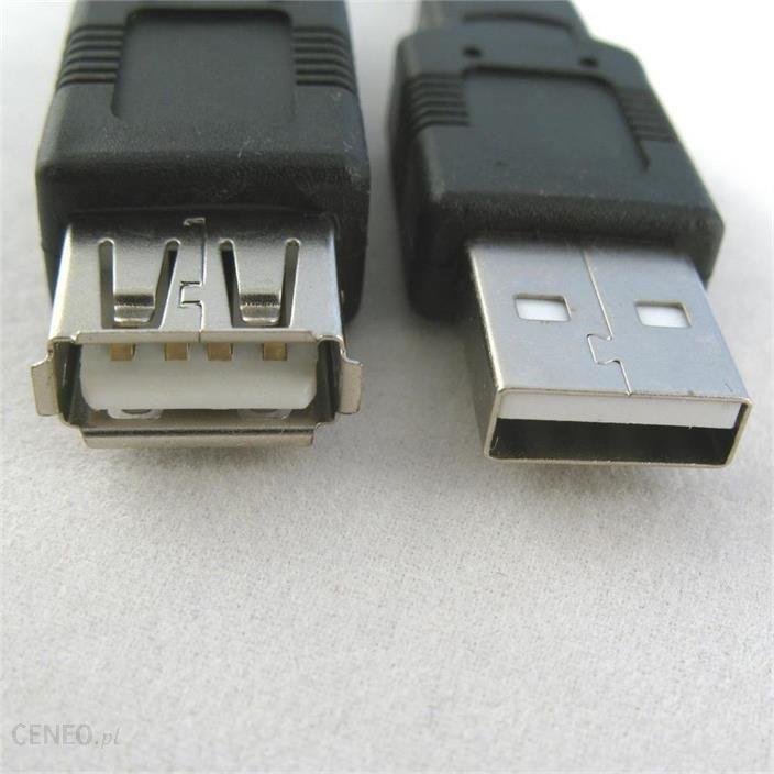 Netrack kabel USB przedłużacz AM/AF, 3m, czarny