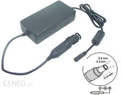 HI-POWER ZASILACZ SAMOCHODOWY DO NOTEBOOKA SAMSUNG NP-Q330