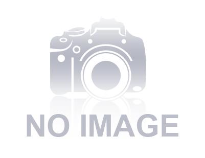 Miloo Fotel Wiszący Cocoon Biało-szary 323488