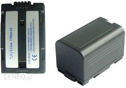 Hi-Power bateria do kamery Panasonic NV-GS3B 7.2V 2200mAh Li-ion