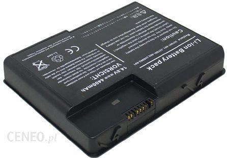 Hi-Power Bateria do laptopa Hewlett Packard Pavilion zT3207AP-PA971PA