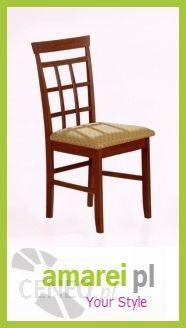 Halmar krzesło JONNY BIS czereśnia antyczna