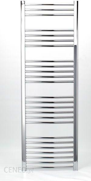 Thomson Heating grzejnik łazienkowy York - wykończenie zaokrąglone, 500x1500, Chromowany
