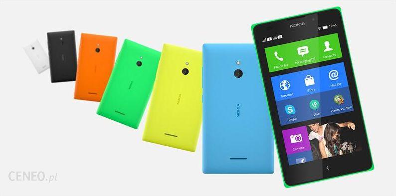 Nokia XL Dual SIM zielony
