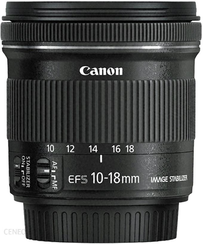 Canon E fS 10-18mm f/4,5-5,6 IS STM