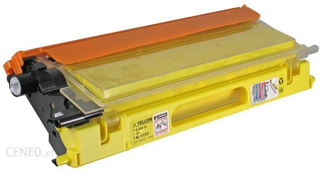 Cartridge Web Yellow Brother TN135 zamiennik TN-135Y, 4000 stron
