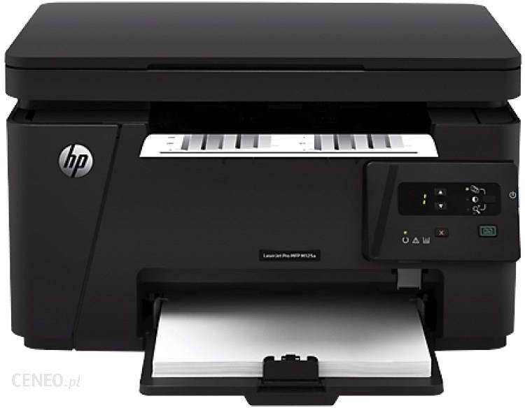 HP LaserJet Pro 100 MFP M125A