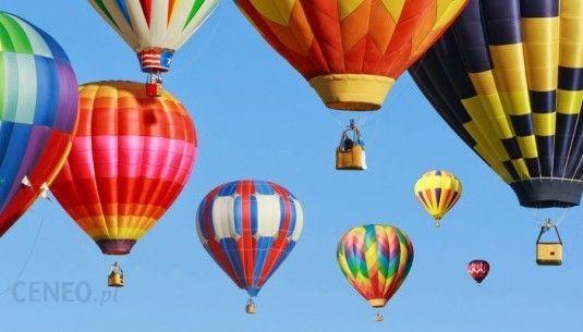 Lot balonem dla grupy znajomych - Częstochowa - 4 pasażerów