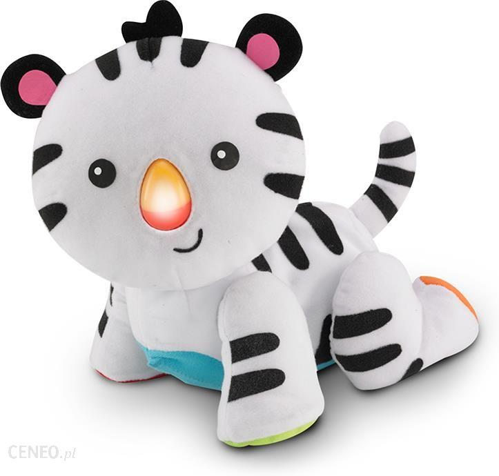 Mattel Interaktywny Tygrysek Radosne Raczkowanie Cbn63