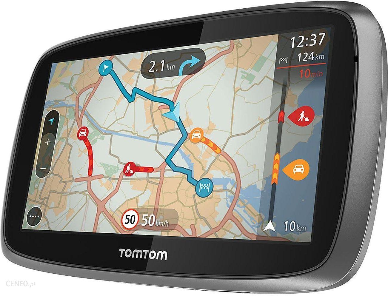 TomTom Start 50 EU45  - dożywotnia aktualizacja map