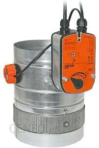 Smay Ktm-E 230V 200  Klapa przeciwpożarowa