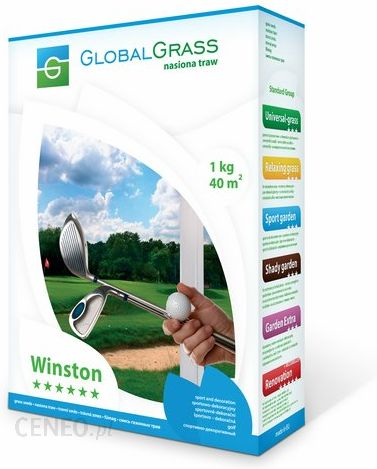 Global Grass Trawa Winston  1Kg