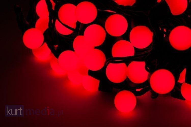 Vipow Lampki Choinkowe Led Kolor Czerwony  Zar0319