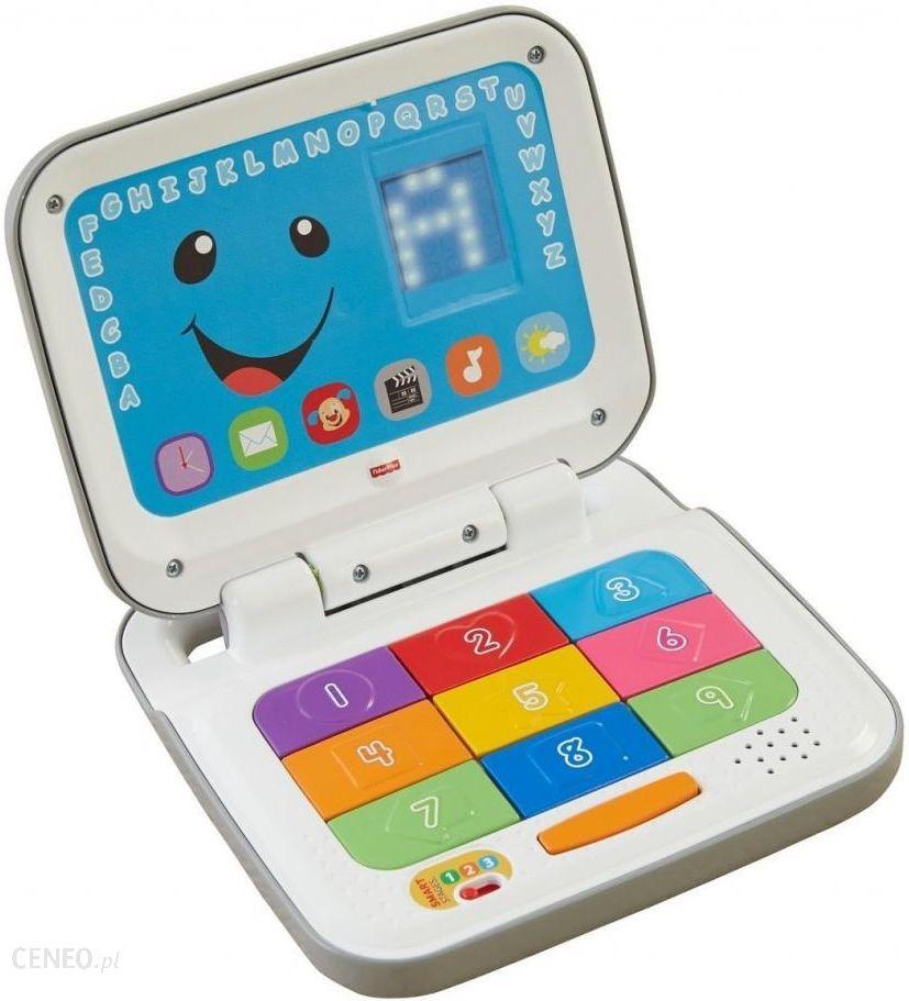 Fisher Price Laptop Malucha Zabawka Edukacyjna Cdg84