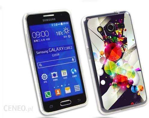 etuo.pl Fantastic Case do Samsung Galaxy Core 2 Abstrakcja 5
