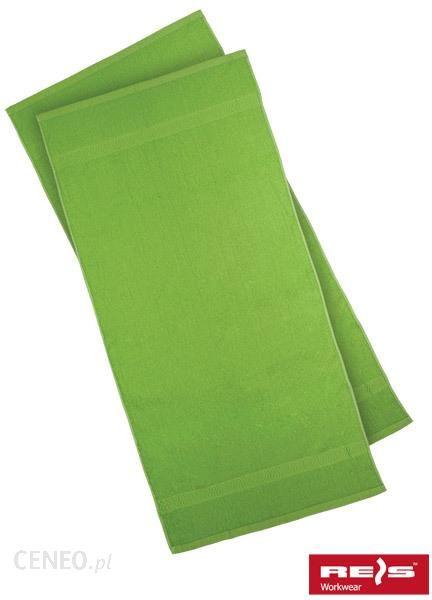 R.e.i.s. Ręcznik Frotte T350-50x100 00175 Zielony
