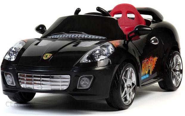 Super-Toys Auto Na Akumulator Roadster California Z Mp3 Pilot Radio Kl-106 Czarny