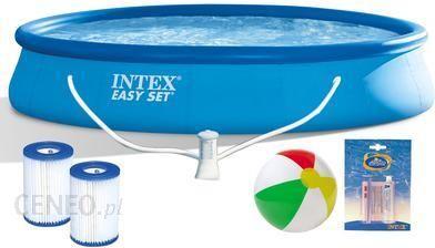 Intex Easy Set Basen Rozporowy 366x91