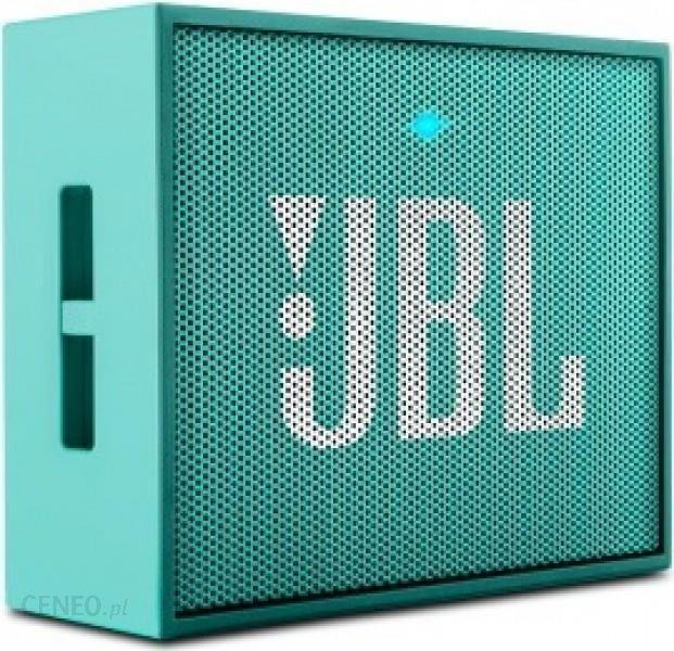 JBL GO Turkusowy