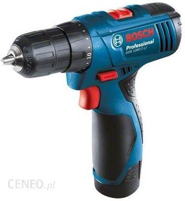 Bosch GSR 1080 2x1,5 Ah 6019E2000