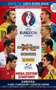 Panini Road to Uefa Euro 2016