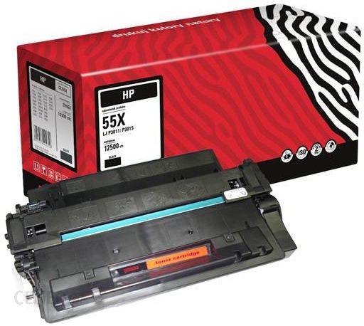 Zebra Toner Do Hp Lj P3011 | P3015 Black 12500 Str.