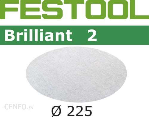 Festool Krążki ścierne STF-D225/8 P100 BR2/25