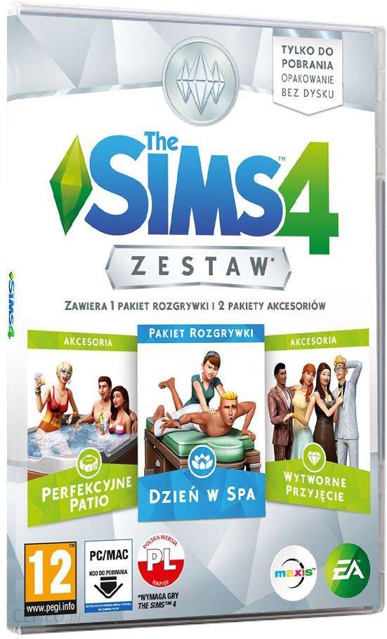 The Sims 4 - Zestaw Dodatków