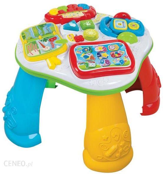 Clementoni Stoliczek Interaktywne Centrum Zabaw 60260