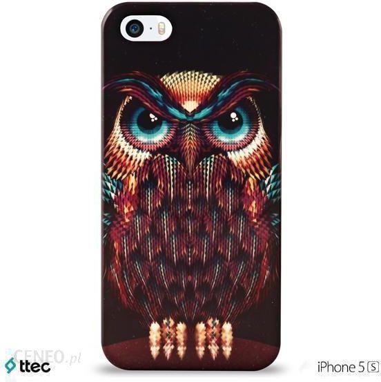 Ttec Artcase Owl Do Iphone 5/5S 2Pna2008O