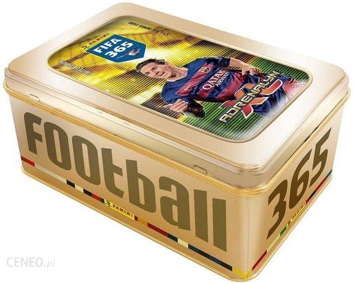 Panini Kolekcja Panini Fifa 365, Puszka Kolekcjonera Adrenalyn Xl