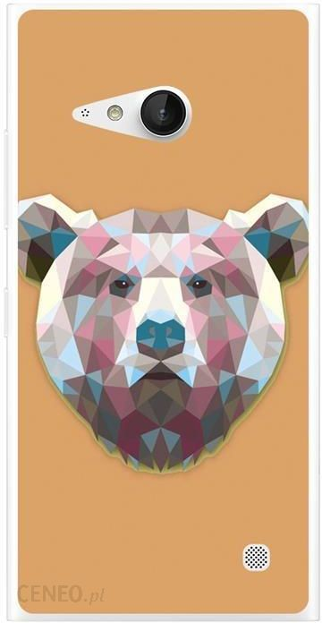 Funcase Hard Nokia Lumia 730 / 735 Triangle Grizzly