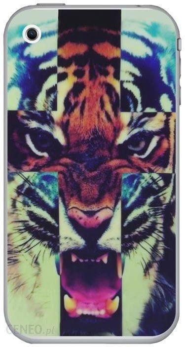 Funcase Hard Apple Iphone 3G / 3Gs - Tiger Cross