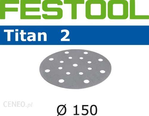Festool Krążki ścierne STF D150/16 P220 TI2/100